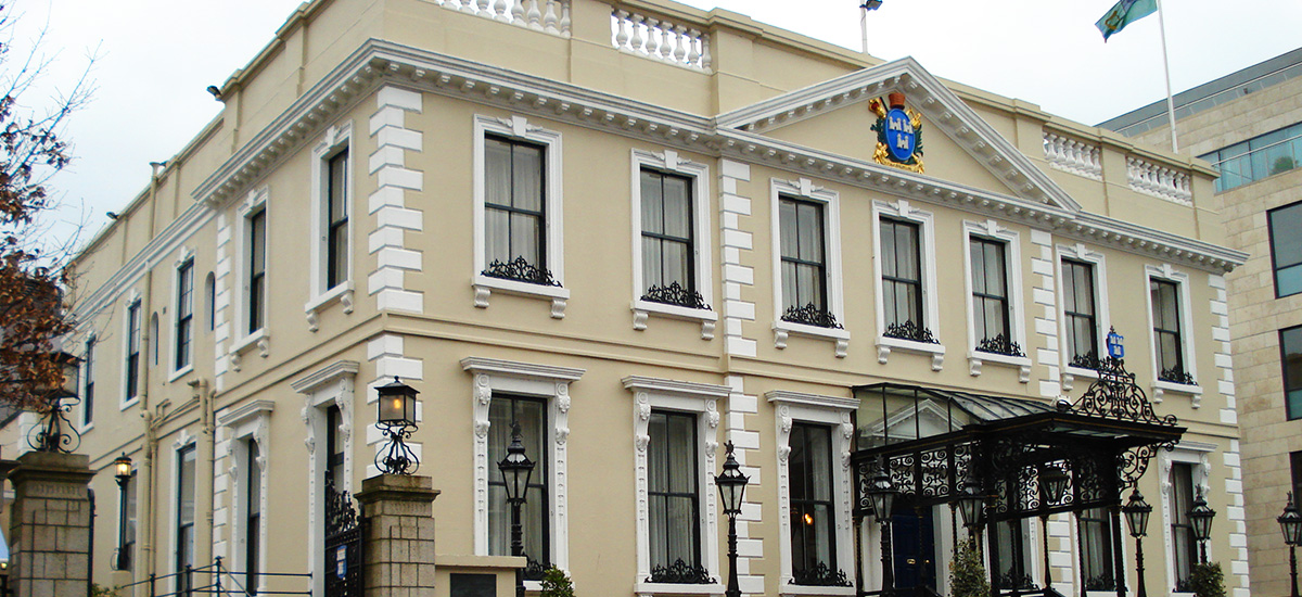 Mansion House Dublin